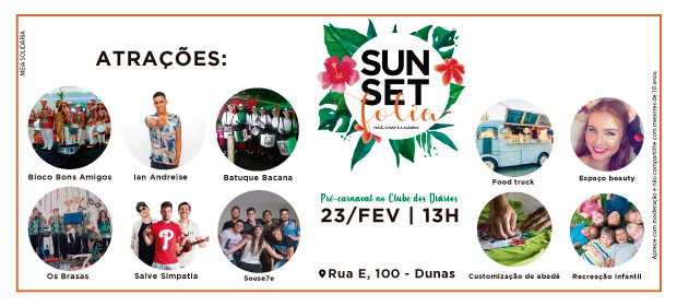 Sunset Folia