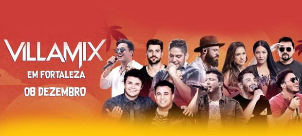 Villa Mix Fortaleza 2018 Ingressos Efolia